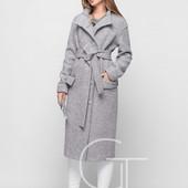 Демисезонное пальто PL-8669 X-Woyz
