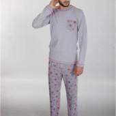 Пижама мужская комплект для дома Польша
