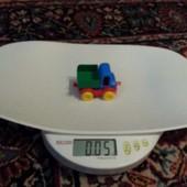Детские электронные весы Gamma