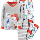 Коттоновые пижамки Carters 18мес -12 лет пижамы,пижама,слип,картерс