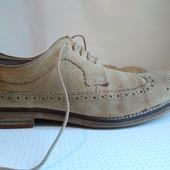 Мужские туфли Next Индия натуральная замша...