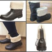R-179 Ботинки зимние Tamaris р. 37. Уценка!
