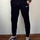 Тёплые мужские штаны Nike,Reebok