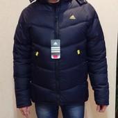 Мужская зимняя куртка Adidas размер 4XL (3xl)