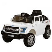New! Детский электромобиль Джип 252EBR-1, белый