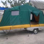 Прицеп палатка скиф м-1
