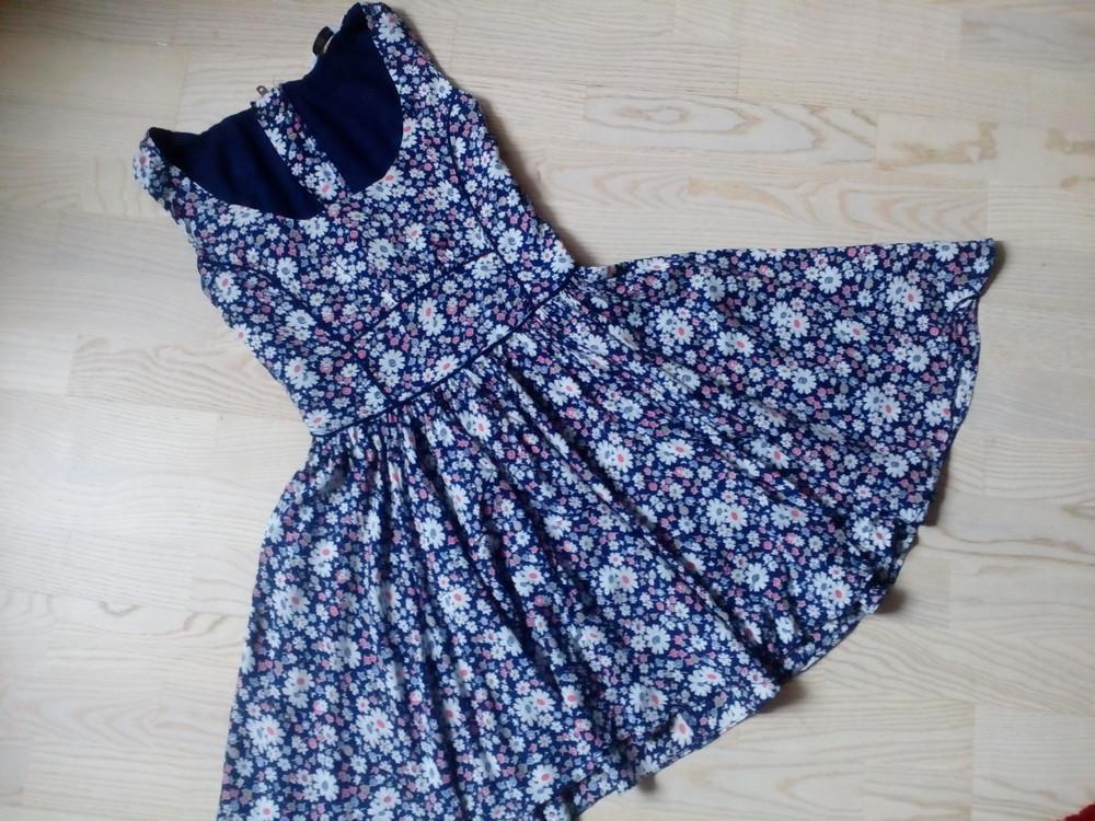 51a8adf6816337 Миле плаття new look 12 розмір., цена 150 грн - купить Платья бу ...