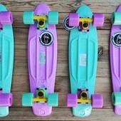 Скейт / скейтборд Penny board FISH (пенни борд),abec-7 carbon,киев