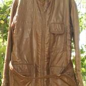 Куртка болонья мужская демисез, Швейцария,р.52.