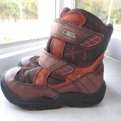 Зимние кожаные ботинки Elefanten 28 р
