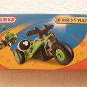 """Пластиковый конструктор """"Build&Play"""", 2 модели"""