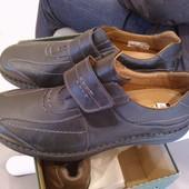 мужские осенние туфли мокассины рр 46 Германия