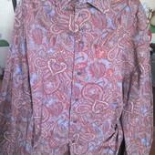 Эксклюзивная мужская рубашка от Олега Дударева 54р
