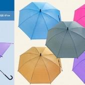 Детский зонт В клеточку для деток от 7 лет