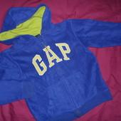Теплая флисовая кофта Gap 10-11 лет