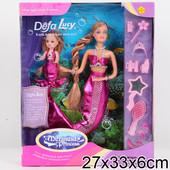 Кукла Дефа русалка с малышкой меняет цвет волос