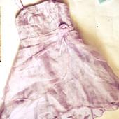 Нарядное платье Ladybird 7-8 лет