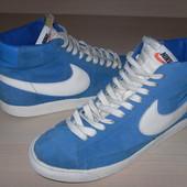 кроссовки ,ботинки Nike Blazer р.44.5,28.5см