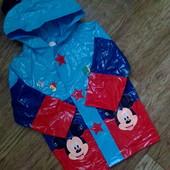 Дощовик 12-18 місяців Disney