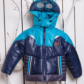 Зимняя куртка для мальчика Пилот