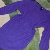 Стильная туника/платье/свитер H&M. Яркая, теплая и красивая. Очень классная!!! примерно ххс-хс-с