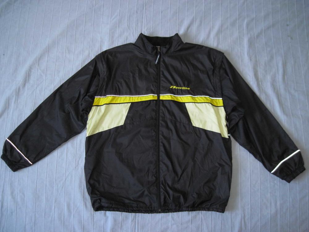 Newline (XL) беговая куртка ветровка трансформер мужская фото №1