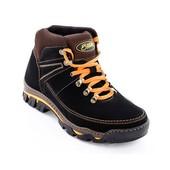 Зимние кожаные мужские ботинки (арт_049)