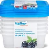 Морозильные контейнеры, Topline, Migros, Швейцария