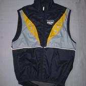 Saucony Dave Scott (M) спортивная беговая жилетка ветровка мужская