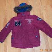 Демисезонная куртка George для мальчика 4-5 лет, 104-110 см