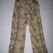 Новые Crane (XL) сноубордические штаны мужские