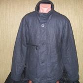 Куртка тёплая,стильная оригинал на 52-54 размер