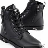Модель № : W3239 Ботинки женские Wonex на искусственному меху. только 36р.