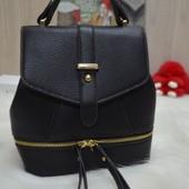 Женская сумочка рюкзак новая
