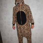 Cedar Wood State кенгурими слип пижама человечек мужской с капюшоном флисовый рМ-L