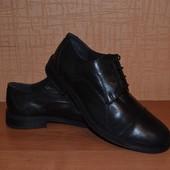 кожаные туфли 26 см