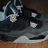 Кроссовки Nike Jordan 42,5 размер.27,5см.Нубук.Оригинал.