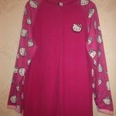 Пижама женская,флисовая размер L