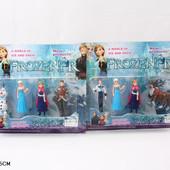 Герои Фрозен Холодное ледяное сердце фигурки 7551  Frozen