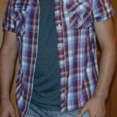 Фирменная стильная рубашка бренд F&F (Эф Енд Эф).
