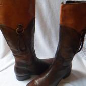 Caprice кожаные сапоги 40