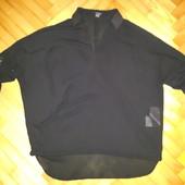 Шифоновая блуза с запахом от amisu! p.- xs, s