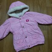 Курточка 1-1,5 года