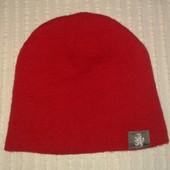 отличная двойная теплая шапка . пр-во Дании
