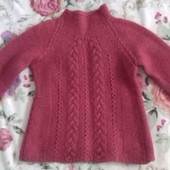 Тёплый свитер Yaldiz kids пр-во Турция