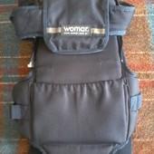 Слинг-переноска бренд Womar.