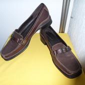 Туфли кожанние Roberto Santi р. 38. 5