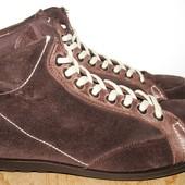замшевые ботинки 28.4 см