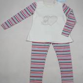 Пижама на рост 92 -140 рост