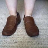 Туфлі-лофери  шкіряні розмір 44 стелька 31 см Taylor&Wright